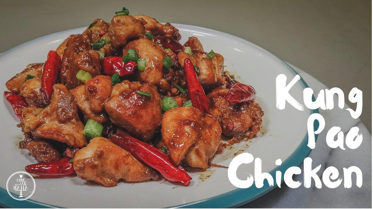 Very Simple Kung Pao Chicken Recipe