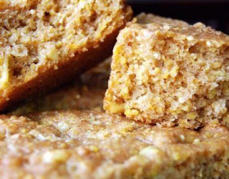Roasted Corn Chipotle Cornbread