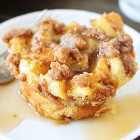 Baked French Toast Muffins